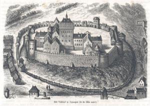 Valkhof 16 eeuw